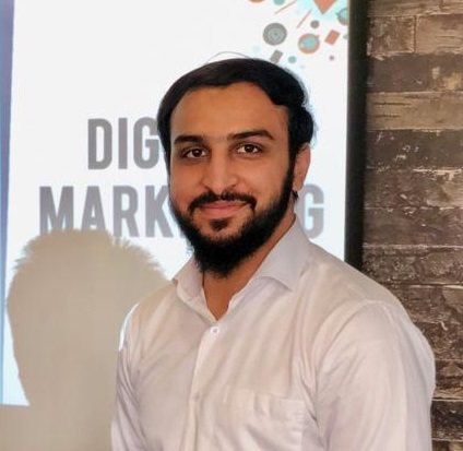 Mr. Abdur Rehman Bin Zaheer - Lead Digital Marketing Business and Market Intelligence Trainer and Consultant